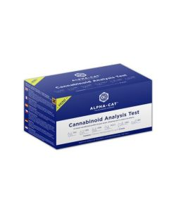 Alpha Test minikit 8 test per cannabinoidi